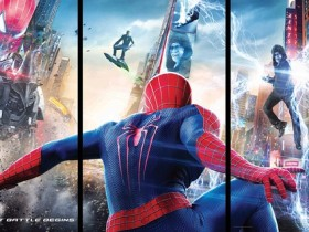《超凡蜘蛛侠2》The Amazing Spider-Man 2 【720P高清下载】