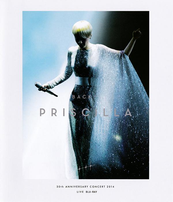 陈慧娴 – Back to Priscilla 30周年演唱会 Live – 2014 1080P+[WAV+CUE]百度云-老D
