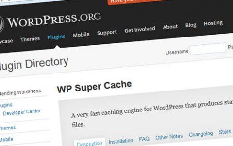 WordPress缓存插件WP-Super-Cache曝高危安全漏洞