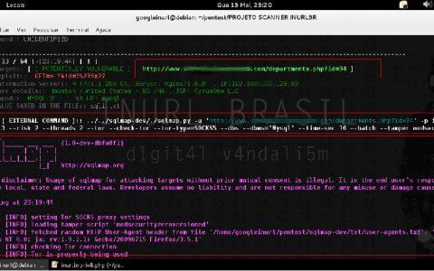 php小脚本:利用搜索引擎来进行漏洞批量抓取
