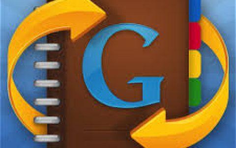 修复Android Google账号联系人同步选项丢失