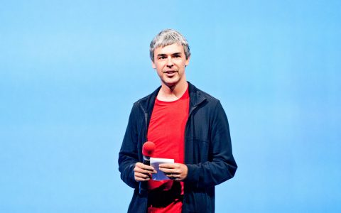 非典型 CEO:Google 创始人佩奇