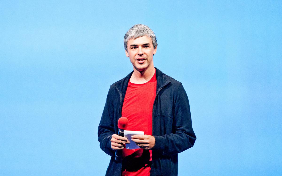 非典型 CEO:Google 创始人佩奇-老D