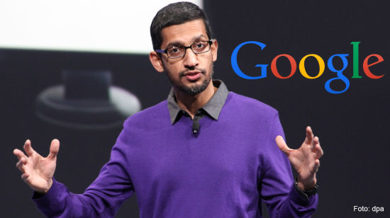 谷歌CEO声援库克:不会为美国政府留系统后门
