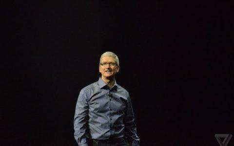 库克:苹果不会向美国政府提供iPhone后门