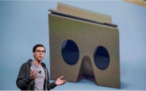 谷歌:让Facebook做VR去吧 AR才是终极目标