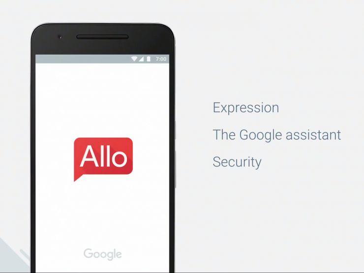 谷歌AI(Allo)的方向错了!微信:跟老子学着点