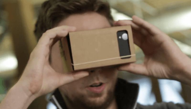 Google 将在 I/O 大会上推出安卓 VR