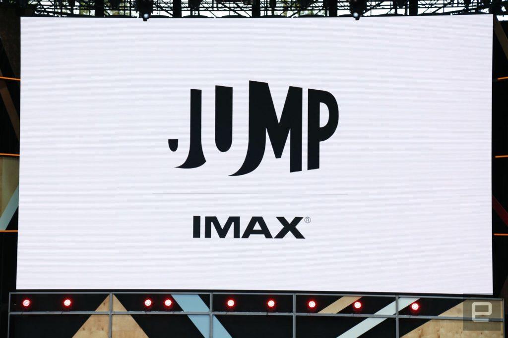 Google 交了 IMAX 这个朋友,准备进军好莱坞-老D