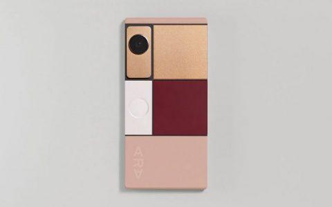 Google模块化手机Project Ara揭秘