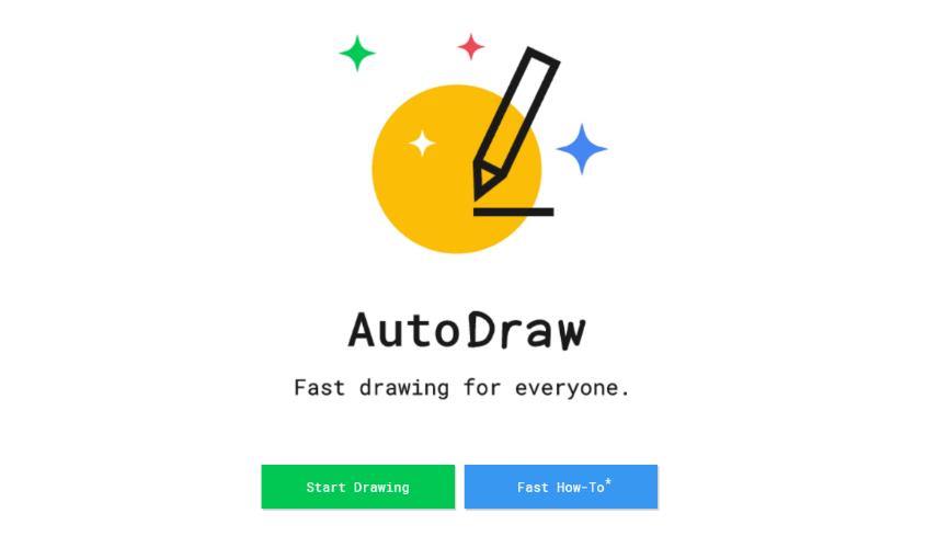 Google 推出AutoDraw 黑科技 灵魂画师有救了