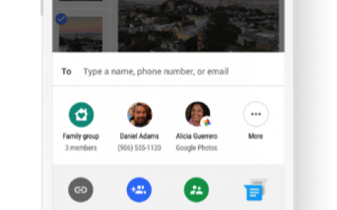 Google引入Family Group功能:易于家人间分享日历、照片等