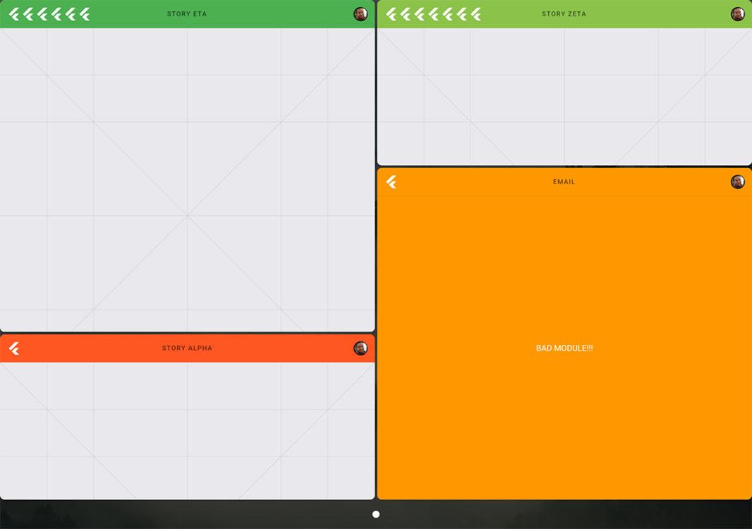 Google 新系统 Fuchsia 运行画面曝光,将来或取代 Android 和 Chrome