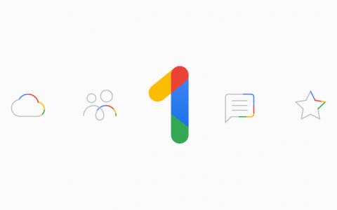 Google Drive 升级为 Google One