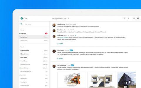 谷歌再砍通讯应用环聊Hangouts 2020年关停旧版