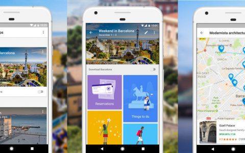 Google Trip 旅游计划 app 被砍!即日关停