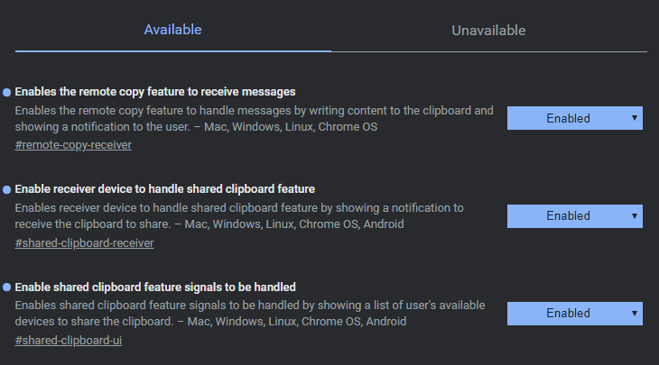 Google Chrome79 浏览器新功能