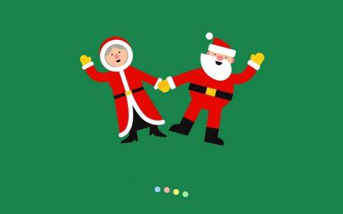 Google上线了圣诞专属页面 还有圣诞老人追踪器、小游戏等…