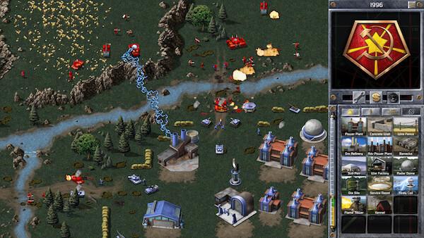 EA重制《红警》4K版 售价140元